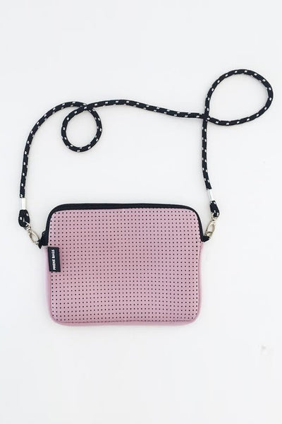 The Pixie Bag - Pink Blush