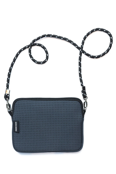 The Pixie Bag - Charcoal