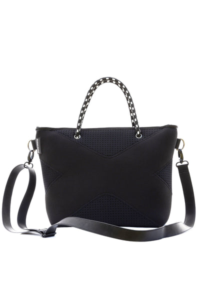 The XS Neoprene Crossbody Bag - Black