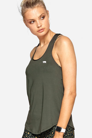 Back To Bare Workout Tank - JungleJane