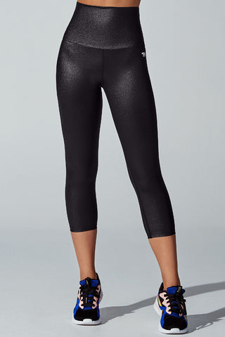 Crystal Studio 3/4 Tight - Black