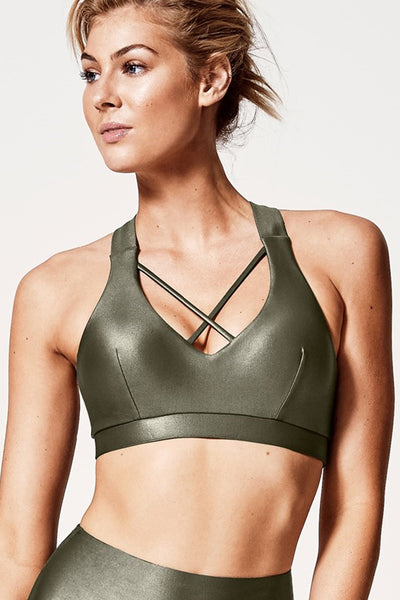 Liquid Valley Of The Dolls Sports Bra - Amazon