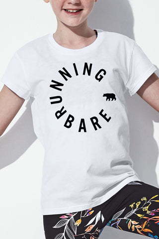 RB Kids Hear Me Roar Crew Tee