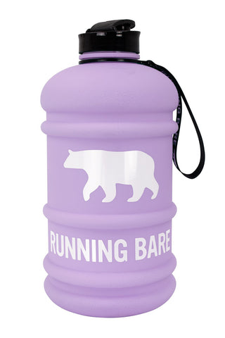 H20 Bear 2.2L Water Bottle - Mauve