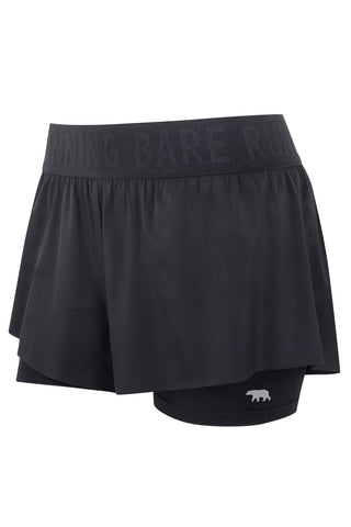Match Point Short - Black