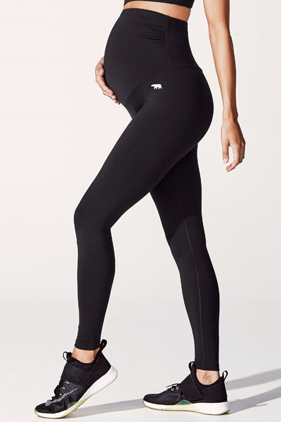 Maternity Full Length Tight - Black