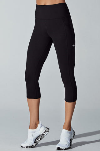Power Moves 7/8 Tight - Black