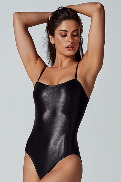 Vesper One Piece - Black