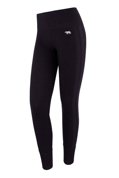Wild One Seamless Legging - Black