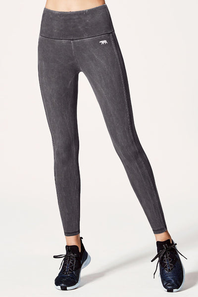 Wild West Full Length Tight - Black Wash