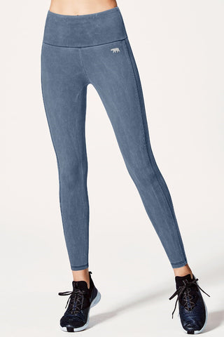 Wild West Tight - Double Denim