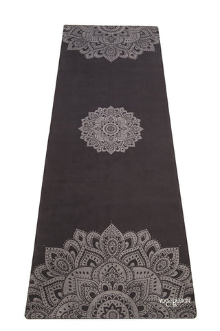 Commuter Mat (1.5mm) – Mandala Black