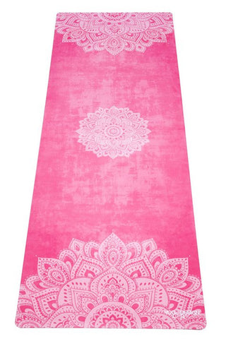 Commuter Mat – Mandala Rose