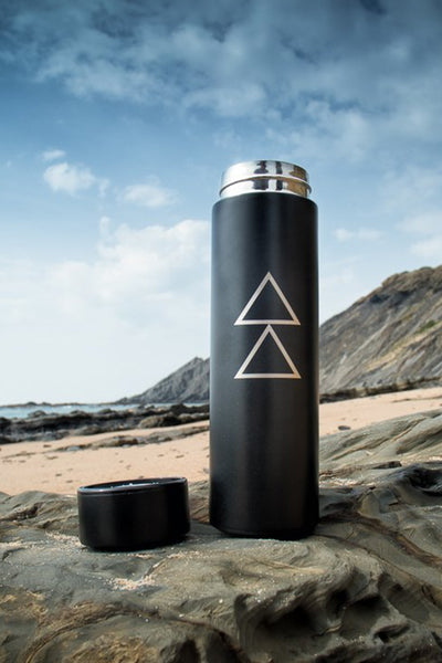 Zoto - Double-walled Stainless Steel Bottle - 450ml