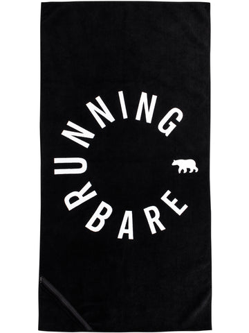 Benchpress Gym Towel - Black