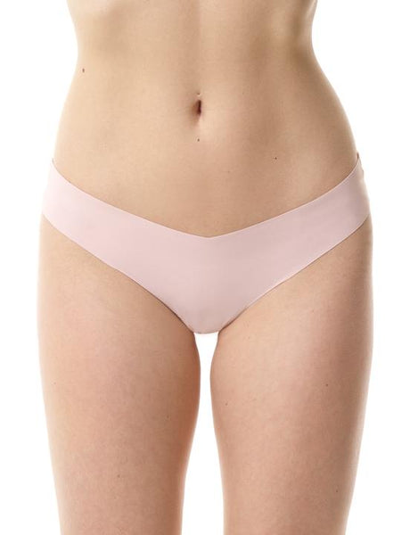 Classic Solid Thong - Blush