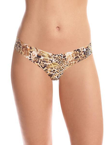 Classic Print Thong - Wild One