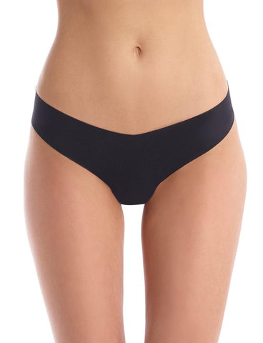Cotton Thong - Black