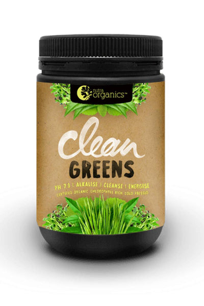 Clean Greens - 200g (preorder)