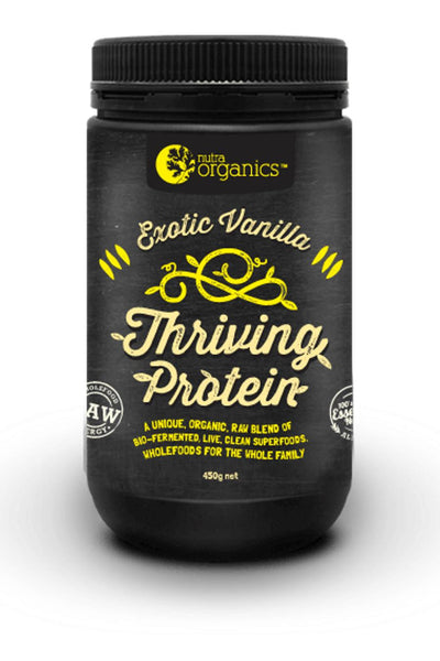 Thriving Protein - Exotic Vanilla 450g