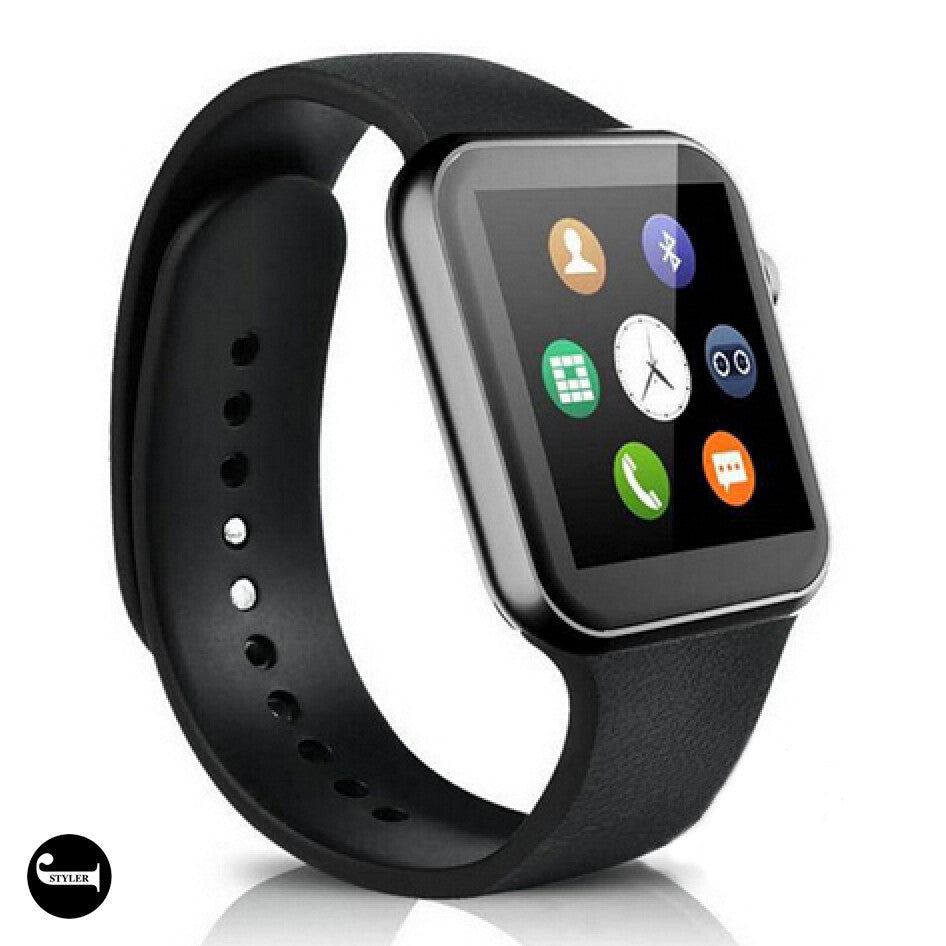 iconic classic plus mens heart rate smart watch jstyler clothing iconic classic plus mens heart rate smart watch