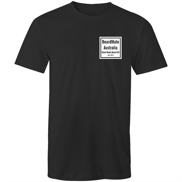 BeardMate Staple - Mens T-Shirt - Beard Mate