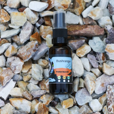 Beard Oil - Bushranger - Beard Mate