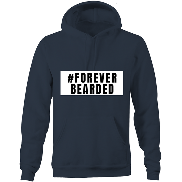 BeardMate - Pocket Hoodie Sweatshirt - Beard Mate