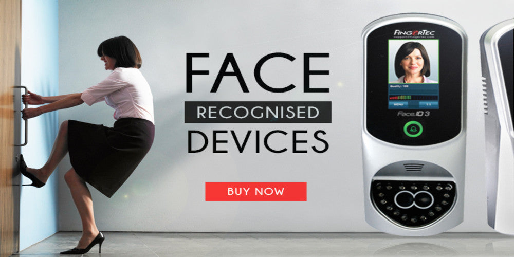 Face Recognised Device