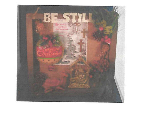 Shadowbox - Christmas - Be Still