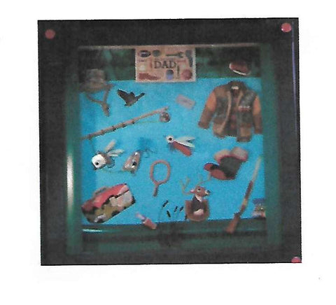 Shadowbox - Hunting/Fishing - Child To Dad