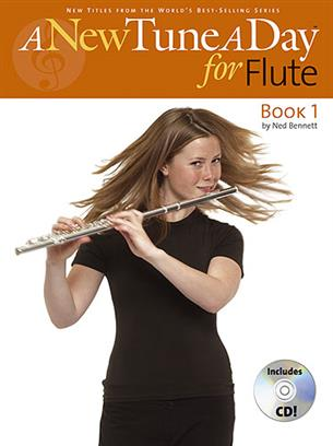 A NEW TUNE A DAY: FLUTE - BOOK 1