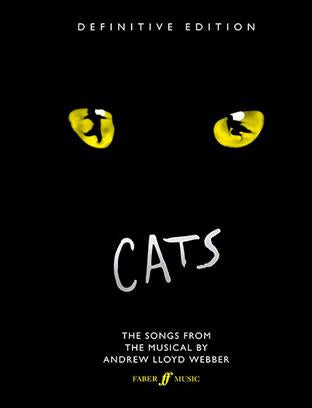 ANDREW LLOYD WEBBER: CATS: DEFINITIVE EDITION: PIANO, VOCAL AND GUITAR