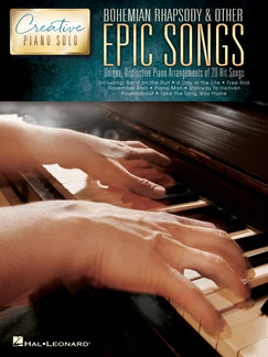 BOHEMIAN RHAPSODY AND OTHER EPIC SONGS: PIANO