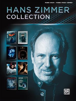 HANS ZIMMER: HANS ZIMMER COLLECTION: PIANO, VOCAL, GUITAR