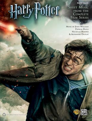 PATRICK DOYLE: HARRY POTTER: MUSIC FROM THE COMPLETE FILM SERIES: PIANO