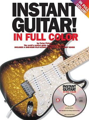 INSTANT GUITAR! IN FULL COLOUR