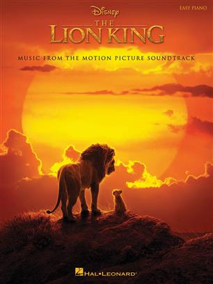 ELTON JOHN THE LION KING EASY PIANO