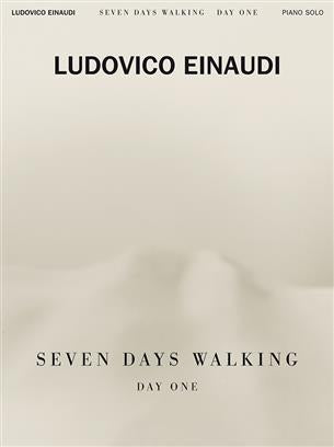 LUDOVICO EINAUDI SEVEN DAYS WALKING DAY ONE PIANO