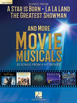 LUKAS NELSON: SONGS FROM A STAR IS BORN AND MORE MOVIE MUSICALS: EASY PIANO