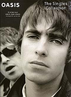 OASIS THE SINGLES COLLECTION: GUITAR TAB