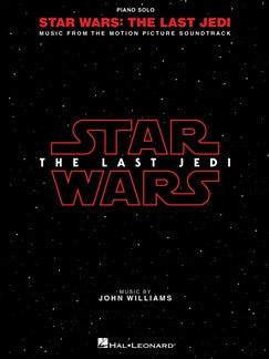JOHN WILLIAMS: STAR WARS: THE LAST JEDI: PIANO