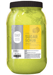 TNF SUGAR SCRUB LEMON LIME 16OZ
