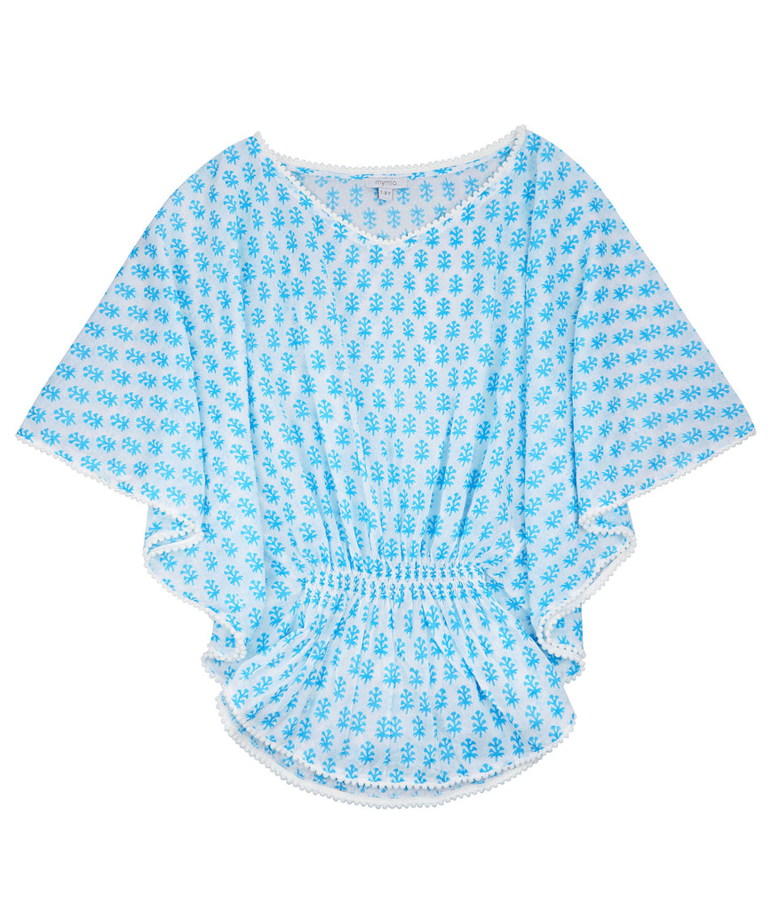 Iris Printed Cover Up (Ages 3-12)