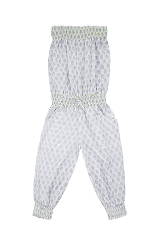 Lily Jumpsuit Strapless<br>(Ages 7-10)