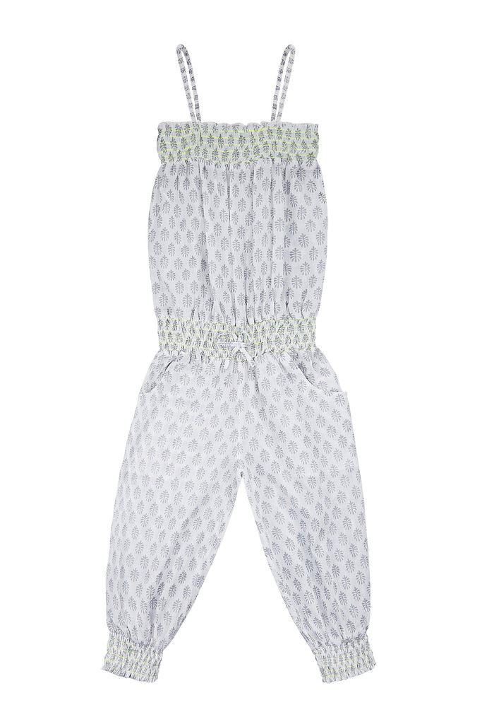 Lily Jumpsuit with Straps<br>(Ages 3-8)