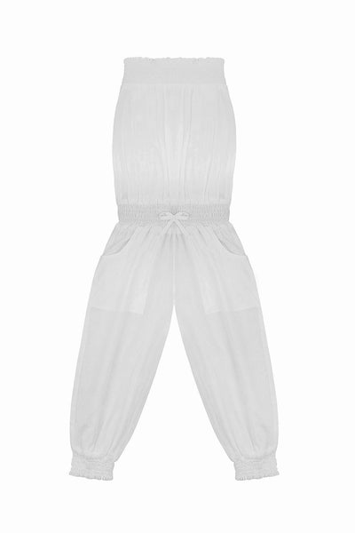 Lily Jumpsuit Strapless<br>(Ages 3-8)
