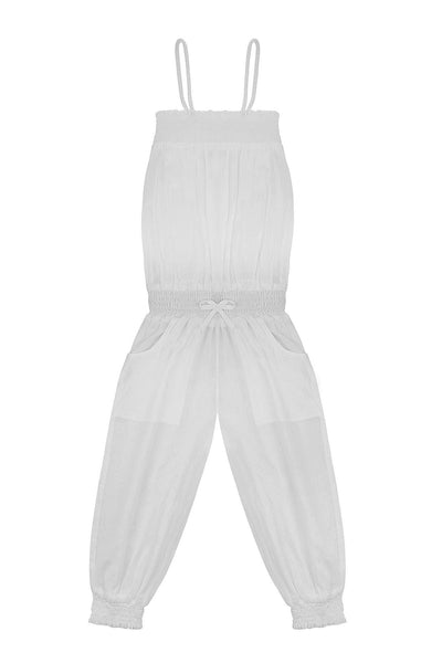 Lily Jumpsuit with Straps<br>(Ages 2-6)