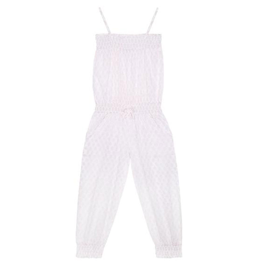 Lily Jumpsuit - Dusty Pink