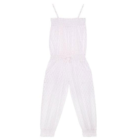 Lily Jumpsuit - Neon Pink
